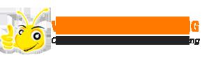 logo van chuyen kien vang