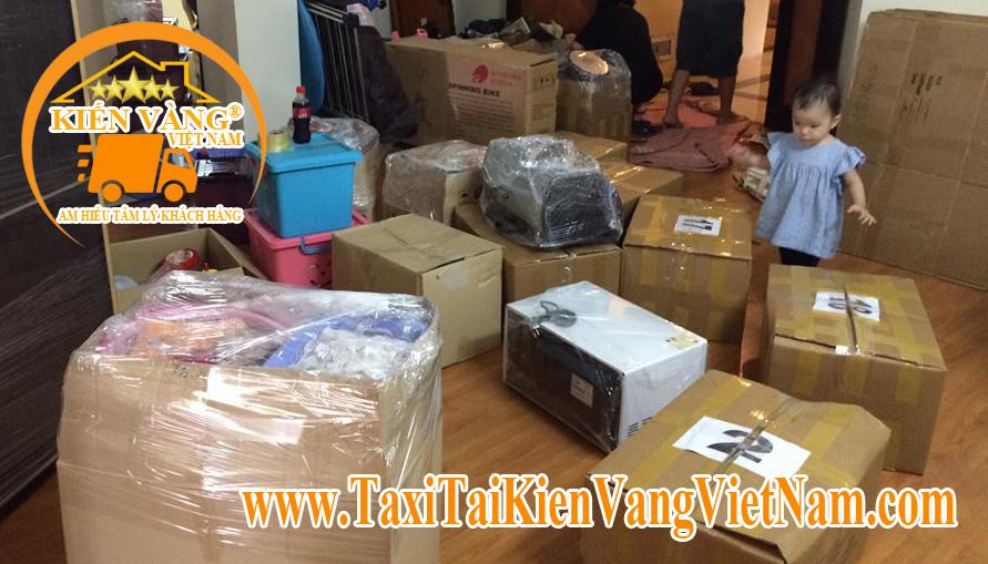 Dịch vụ chuyển nhà trọn gói cho người nước ngoài