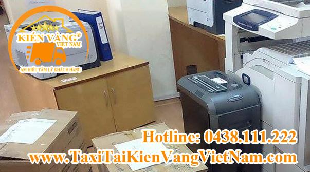 Chuyển văn phòng tại Thanh Xuân