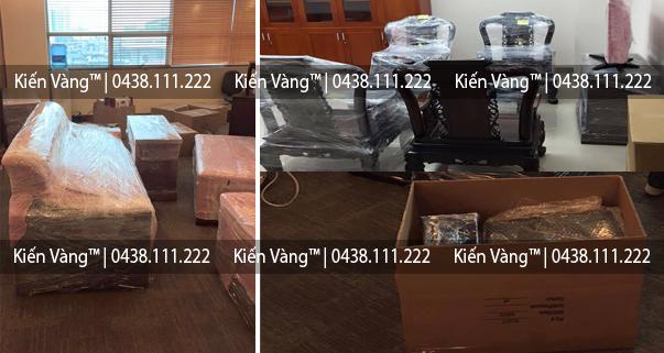 Chuyển văn phòng Hà Nội
