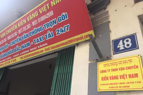 dia-chi-cong-ty-tnhh-van-chuyen-kien-vang-viet-nam