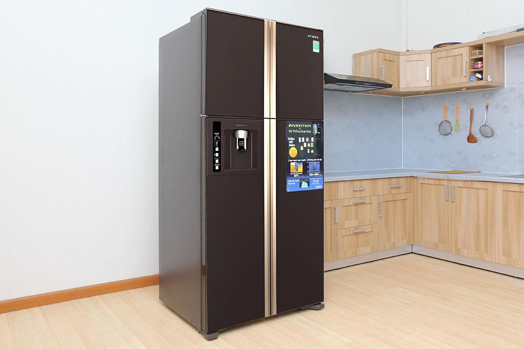 kích thước tủ lạnh side by side 516 758