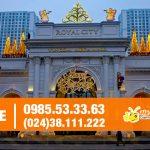 dịch vụ chuyển nhà trọn gói royal city