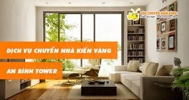 Dịch vụ chuyển nhà Kiến Vàng tại Chung cư An Bình Tower