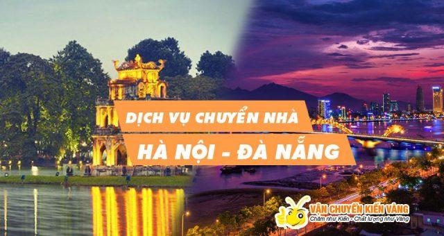 Dịch vụ chuyển nhà Hà Nội – Đà Nẵng giá rẻ nhất.