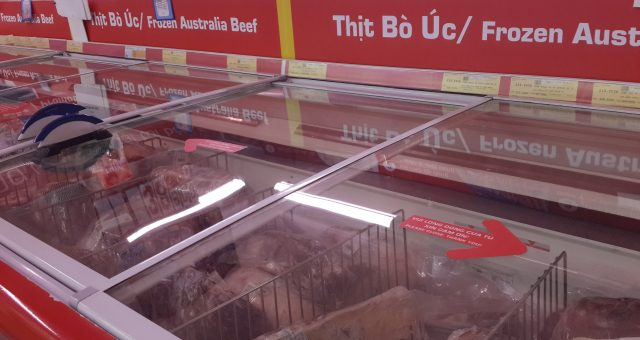 5 lưu ý khi vận chuyển thực phẩm đông lạnh nhập nhẩu